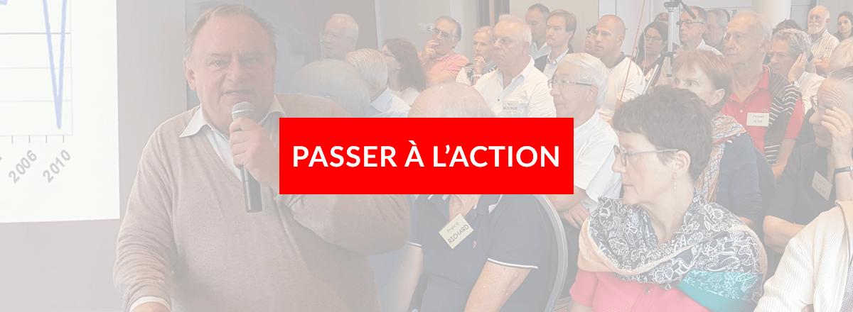 Passer à l'action pour faire progresser le libéralisme en France avec le Cercle Frédéric Bastiat